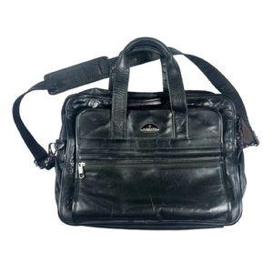 4/$25 Samsonite Leather Computer Bag/Portfolio